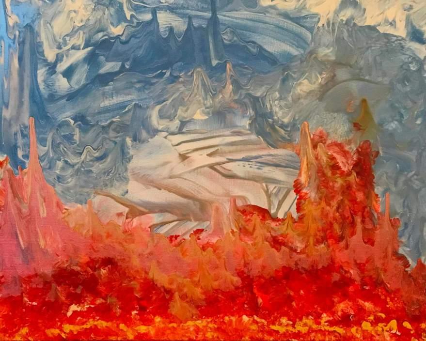 Artico in fiamme - Noah